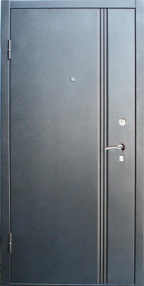 металлические двери высота 1900